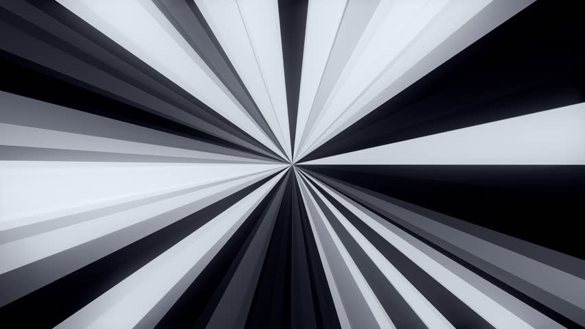 Abstract glowing light rays. Silver tint. Ultra HD - 4K Resolution. Seamless loop. More color options available in my portfolio. | Shutterstock HD Video #21068497