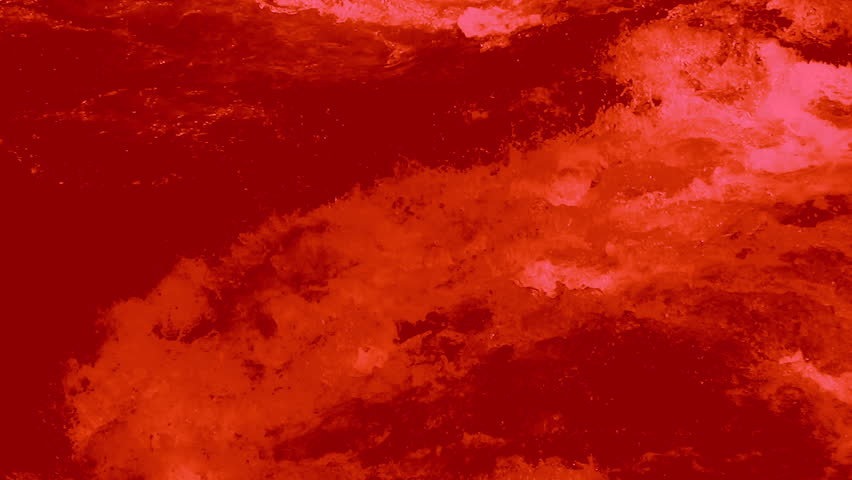 Background extremely fast rough river red color | Shutterstock HD Video #21082213