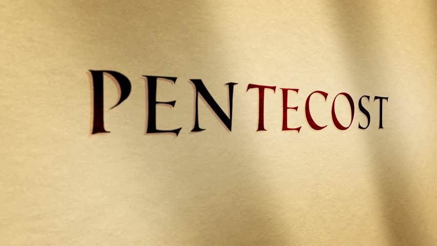 Header of pentecost