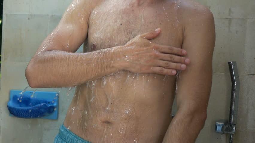 Обнаженные Мужчины В Ванне