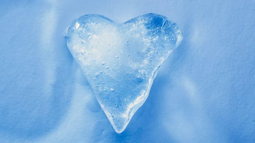 фото ледяное сердце как лед самцов мандрилов имеется