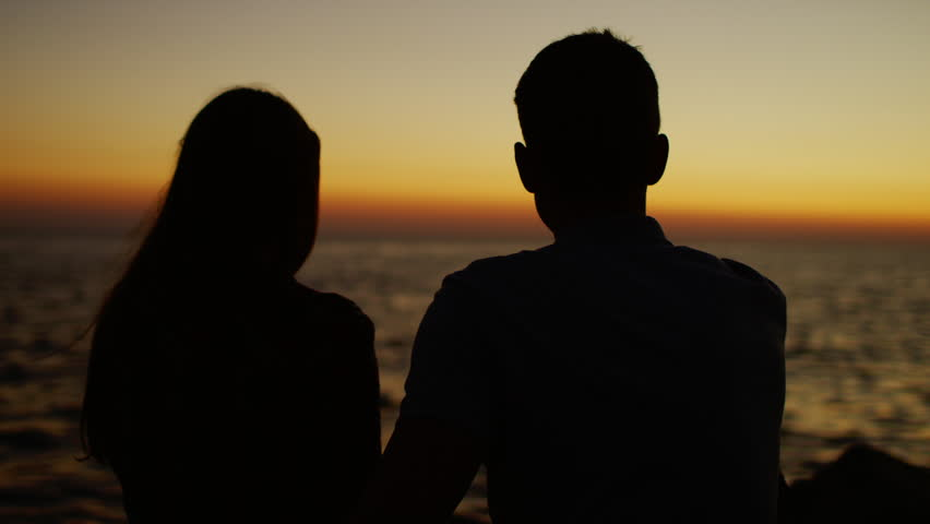 Couple Looking at Each Other Stock Footage Video (100% Royalty-free)  21302371 | Shutterstock