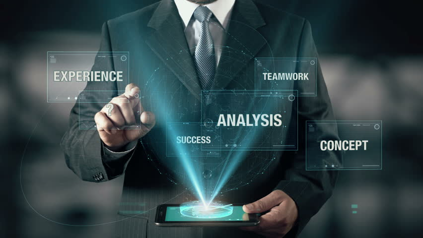 Businessman with Business Plan concept choose from Experience Success Teamwork Analysis Concept using digital tablet | Shutterstock HD Video #21396226