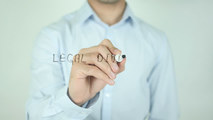 Legal Division, Writing On Transparent Screen