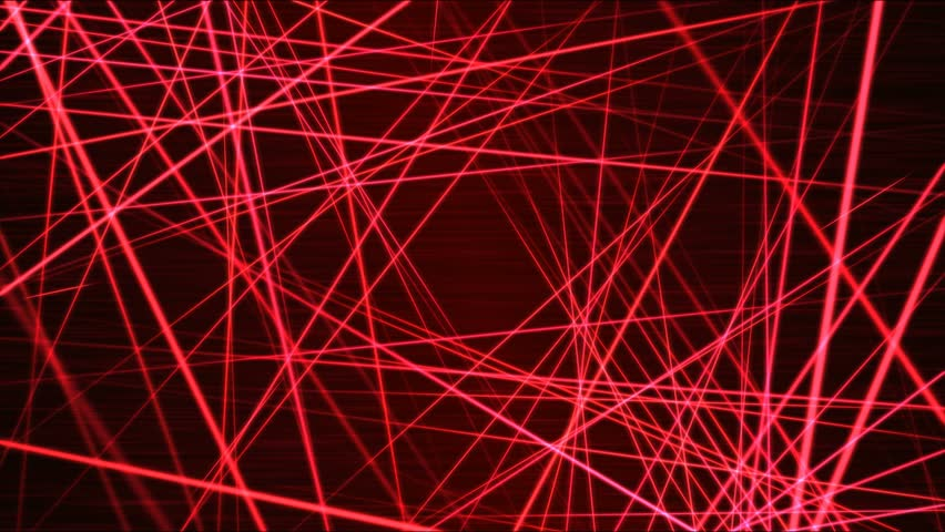 Moving through Light/Laser Beams Animation Animation - Loop Red   Shutterstock HD Video #21521929