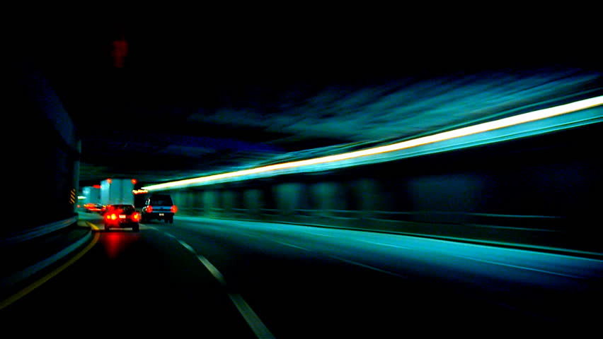 Tunnel leading to freeway | Shutterstock HD Video #2158331