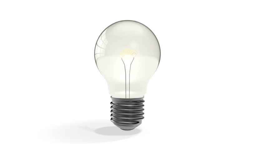 Rotating lightbulb | Shutterstock HD Video #2160494