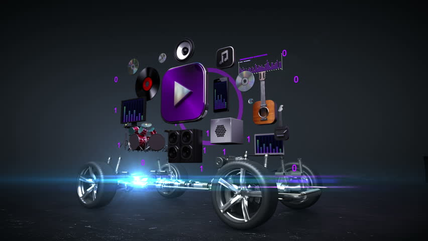 Disassembled Car Car Audio Video Stock Footage Video 100 Royalty Free 21767374 Shutterstock