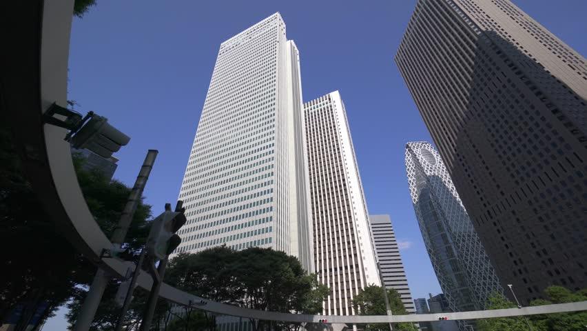 Building,metropolis,tokyo,japan,??,??,??   Shutterstock HD Video #21861877