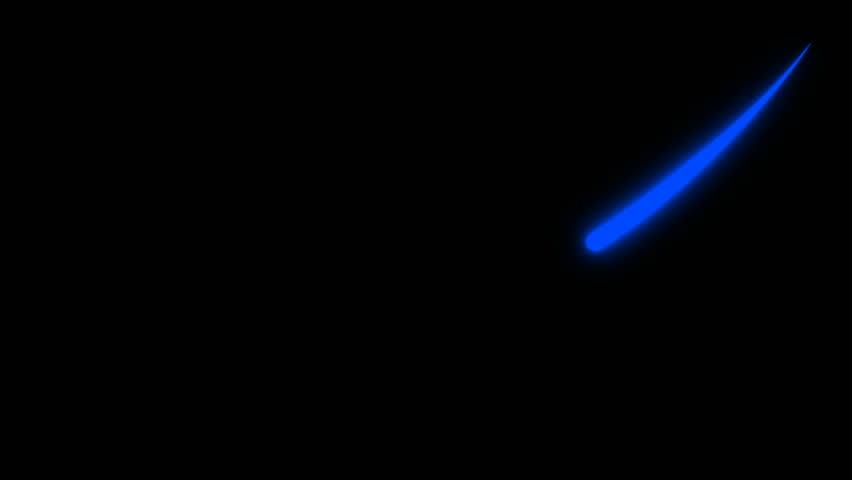 Glowing lines. Slice background 6 in 1 | Shutterstock HD Video #21871960
