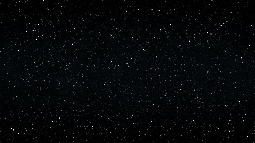 Star Wars Hyperspace Travel 25fps Stock Footage Video 100