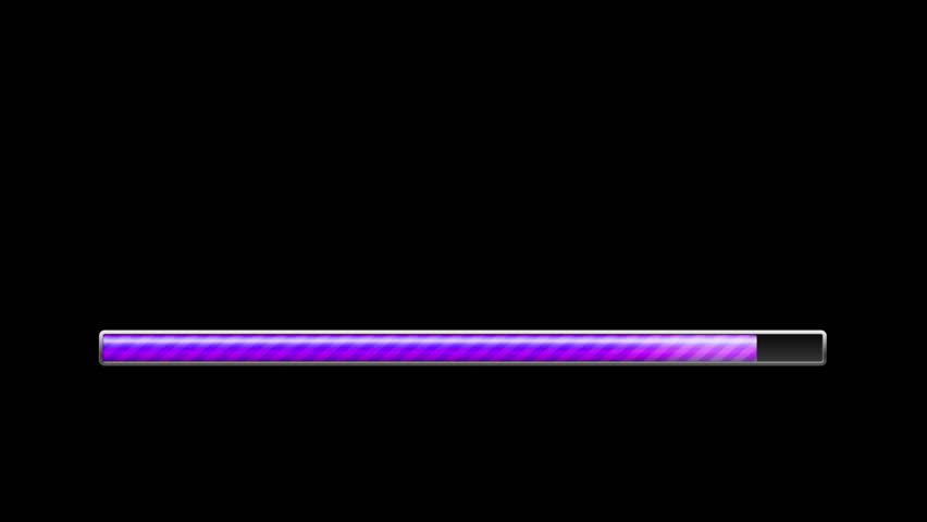 Interface load progress bar animation #22063417