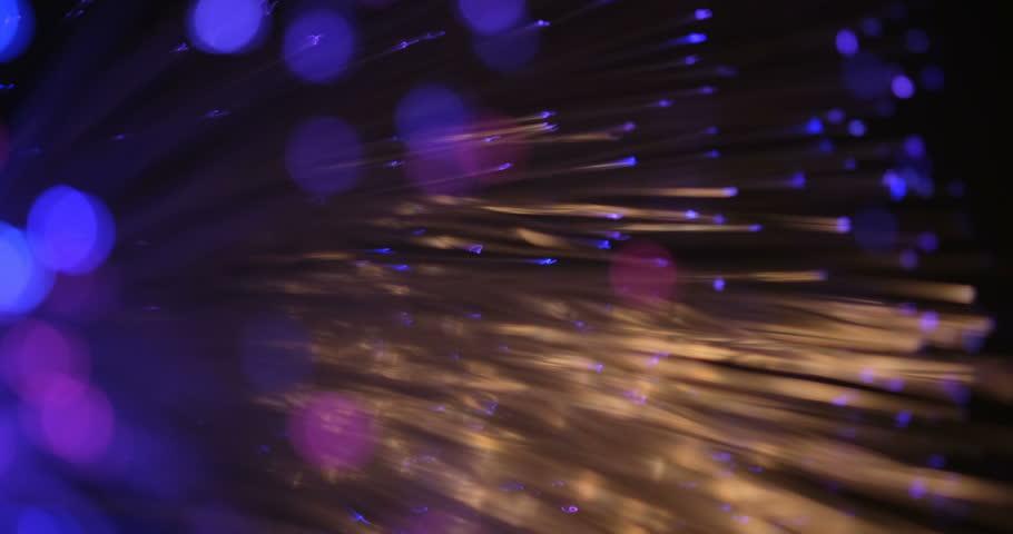Fiber optic light background texture   Shutterstock HD Video #22103554