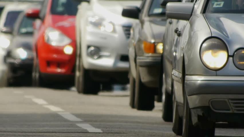HD - City Traffic