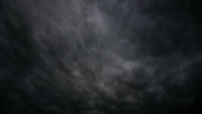 Timelapse of dark clouds. | Shutterstock HD Video #2210830