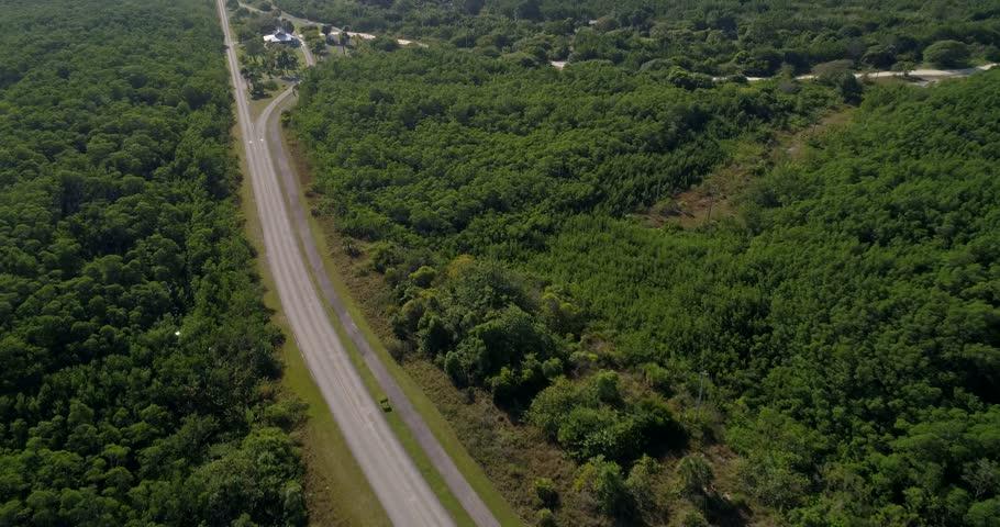 Oleta Park Miami aerial  | Shutterstock HD Video #22244971