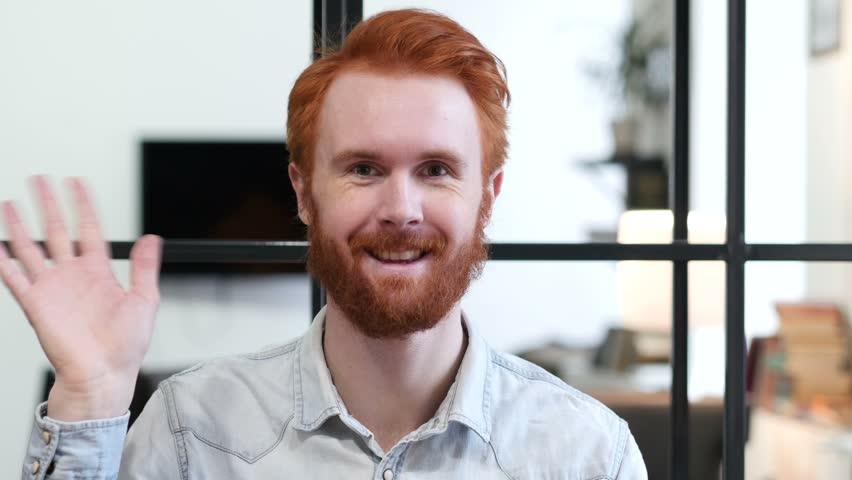 Hello by Beard Man | Shutterstock HD Video #22247479