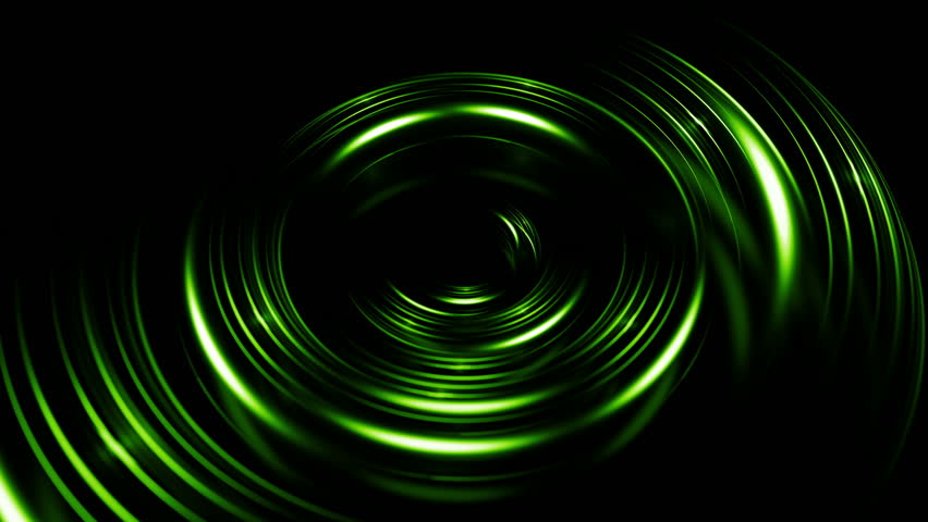 Abstract 3d rendering of lighting figures. 3d sequence of circular bright glow forms. Light circles. | Shutterstock HD Video #22386478