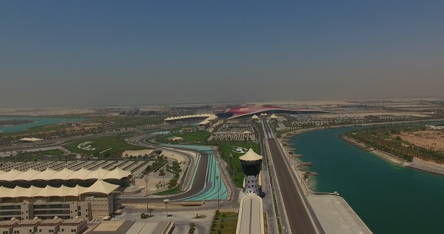 Abu Dhabi Yas Marina F! Circuit