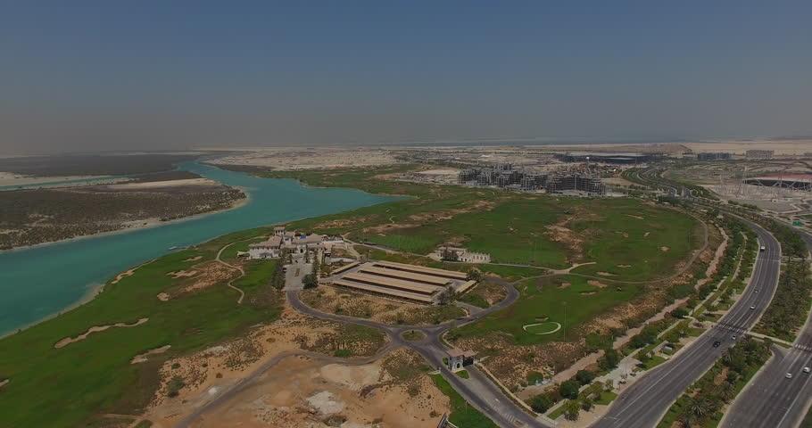 Abu Dhabi Yas Golf