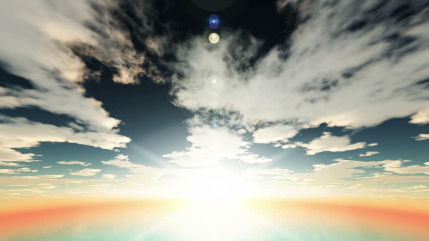 Sun rise   | Shutterstock HD Video #2242504