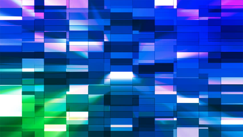 """This Background is called """"Twinkling Horizontal Small Squared Hi-Tech Bars 38"""", which is 4K (Ultra HD) Background. It's Frame Rate is 25 FPS, it is 6 Seconds Long, and is Seamlessly Loopable. 