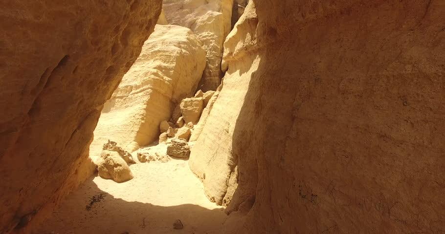 In the cave turtle beach Ras Al Jinz Oman