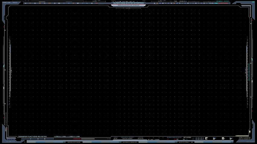 Grid Background, HUD Interface, UI elements, Sci-Fi Frame Grid Backround | 3840x2160 | 0:30 sec| alpha channel |