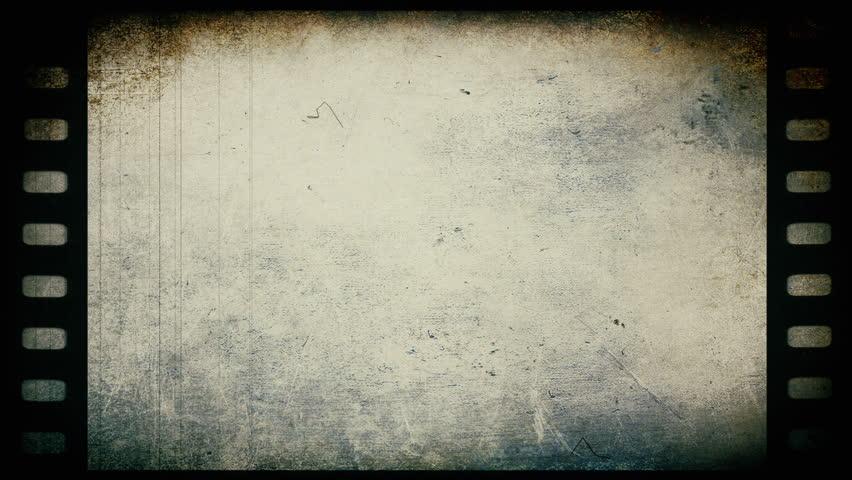 Gray Old Grunge  Film Background -   Video Loop Footage  | Shutterstock HD Video #22955491