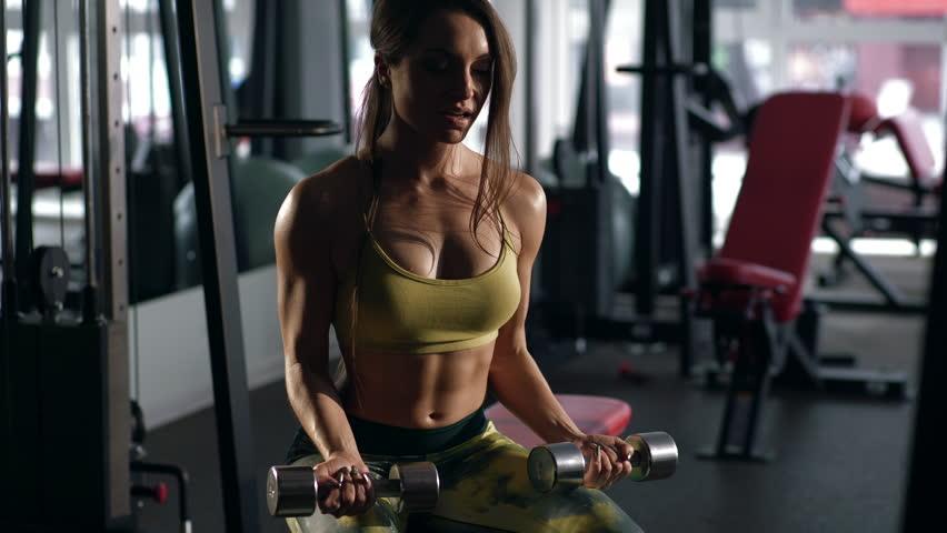 Bodybuilding kvindelig Top 5