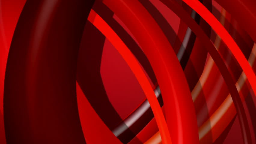 Infinite loop of moving red backgroud, HD CG animation.