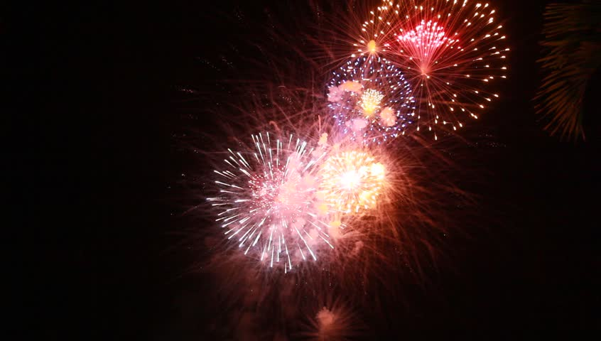 Fireworks   Shutterstock HD Video #23307016