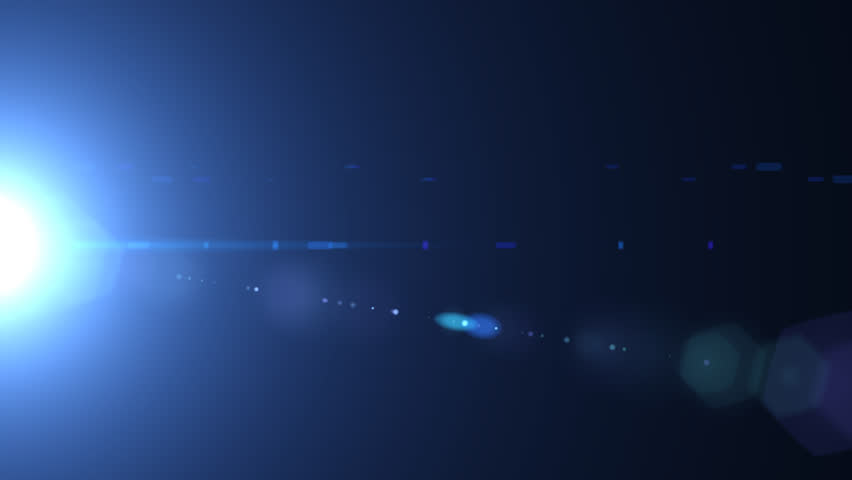 Abstract sun burst with digital lens flare light rays title background. | Shutterstock HD Video #23428972