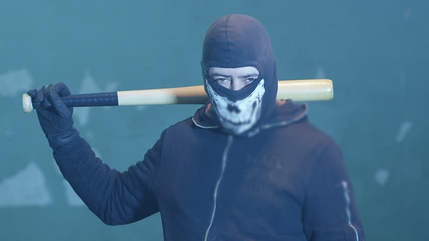 этой картинки хулиганов с масками стиле психоделика