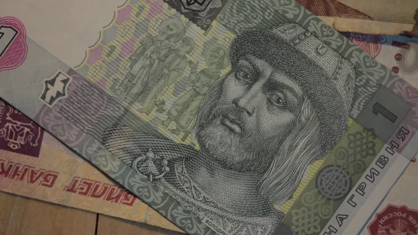 Collection of old banknotes of different countries macro shot | Shutterstock HD Video #23536504