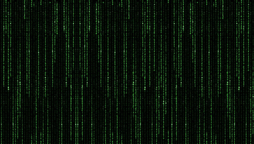 Matrix Background | Shutterstock HD Video #2355923
