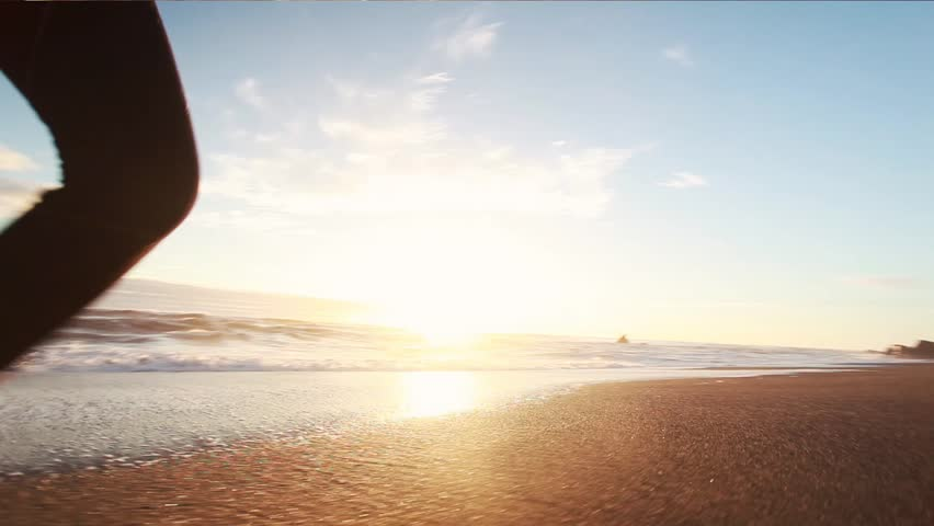 Beautiful girl on the beach | Shutterstock HD Video #23597572