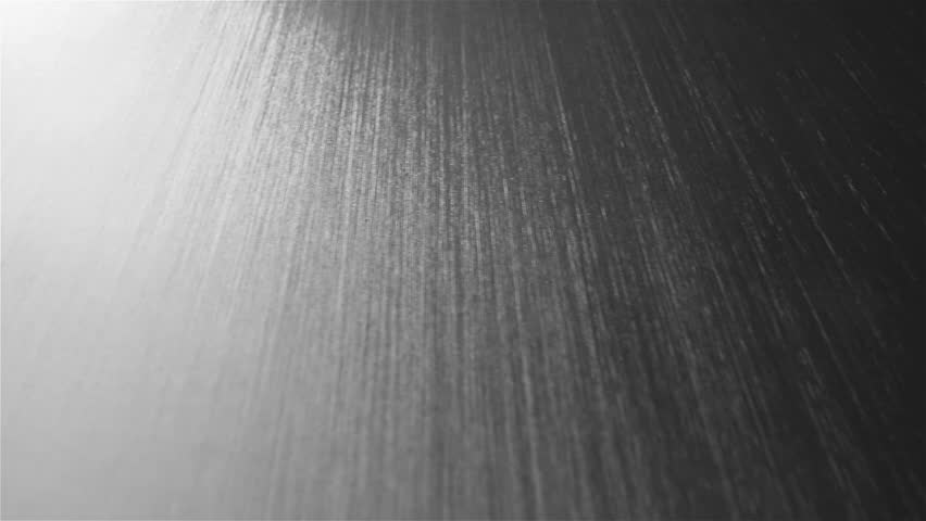 Aluminum texture. Glide view