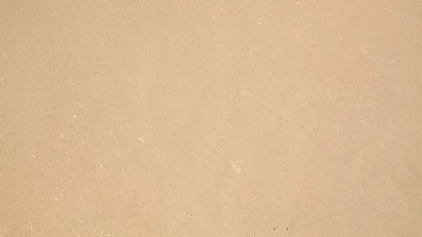 Handwritten on beach, year, number   Shutterstock HD Video #23761384