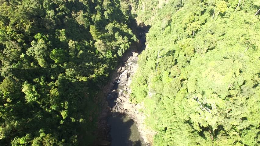 Waterfall thailand   Shutterstock HD Video #23825866