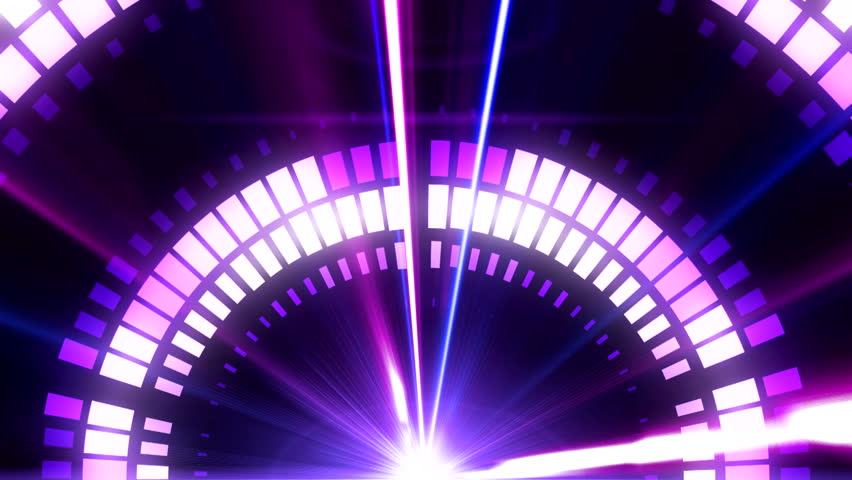 Sound waves Dance of lines and light,Flashlights Disco Lights,Bulb Halogen Headlamp Lamp Nightclub,fluorescent ultraviolet light, glowing neon lines, moving forward inside endless tunnel colorful art | Shutterstock HD Video #23831209