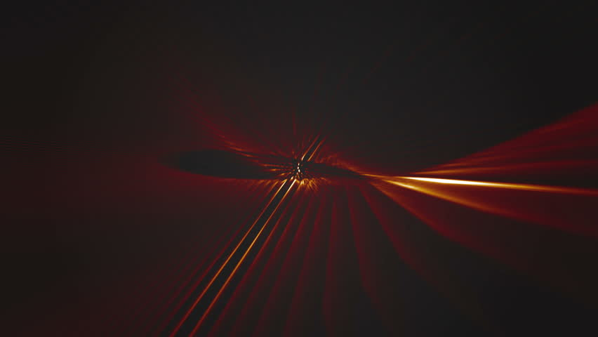 Golden lines and particles moving fast. Chaos and energy background  #23839513