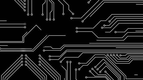 Circuit Board Animations Full Hd Stock Footage Video 100 Royalty Free 23848027 Shutterstock