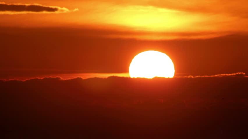 Sunrise Time-Lapse #23877319
