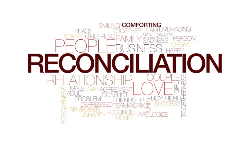 Reconciliation Animated Word Cloud, Text Stock Footage Video (100% Royalty-free) 23914855 | Shutterstock