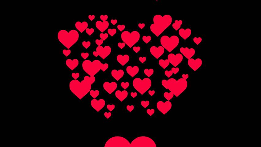 картинки с сердечками которые двигаются богатых людей