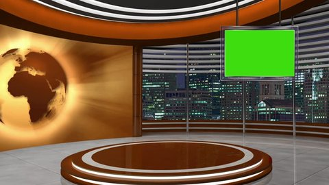Tv Studio Backgrounds Free Download Stock Video Footage 4k And Hd Video Clips Shutterstock