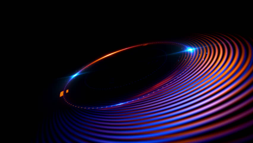 Abstract neon background. luminous swirling. Glowing spiral cover.  Black elegant. Halo around. Power isolated. Sparks particle. Space tunnel. LED color ellipse. Glint glitter. Shimmer loop motion   Shutterstock HD Video #24102937