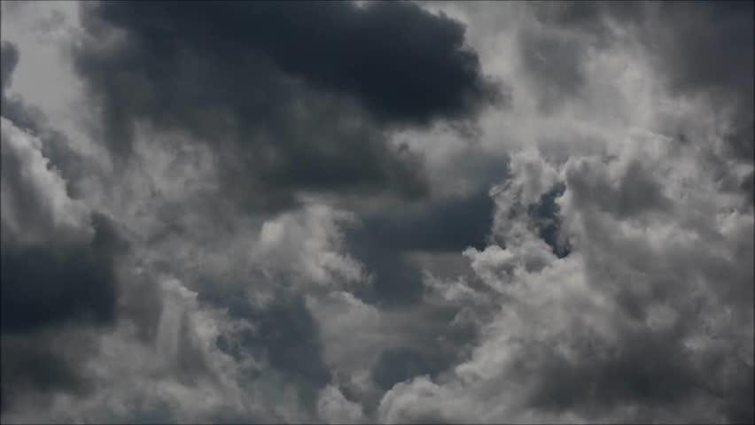 Summer Clouds in Berlin, Germany