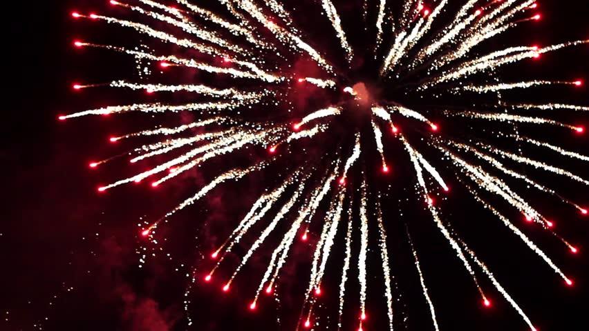 Fireworks at Night #2422970